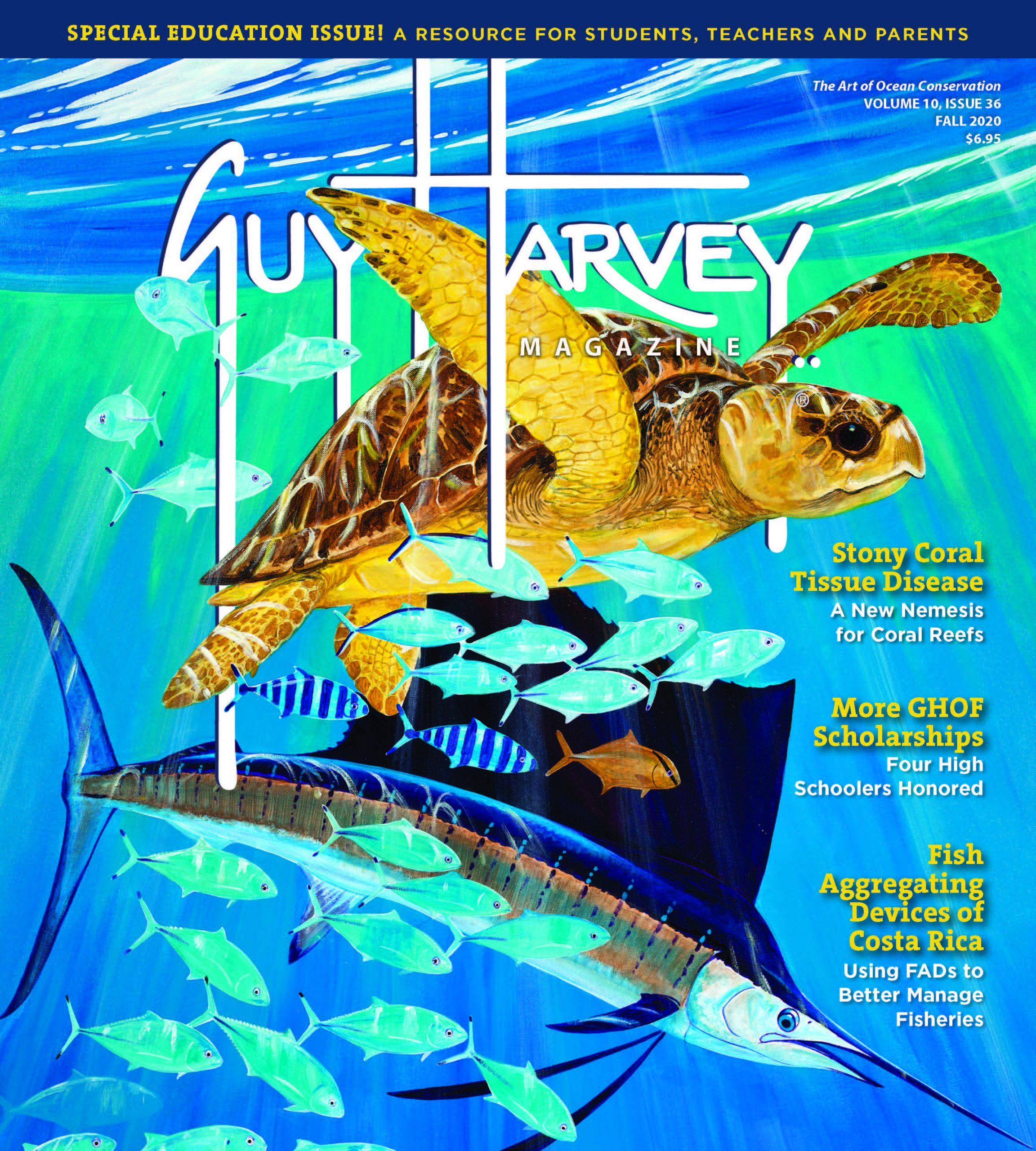 Guy Harvey Magazine