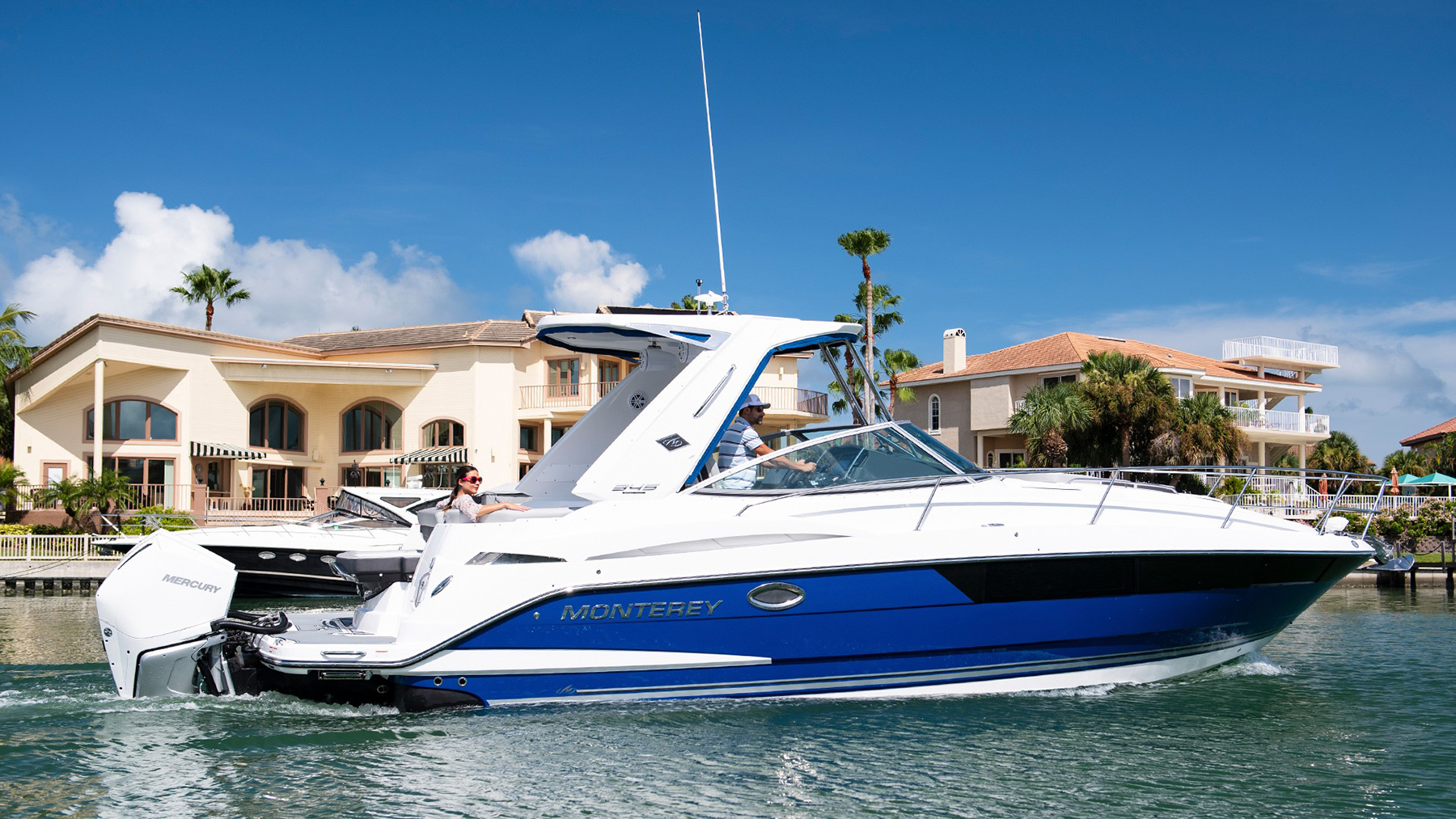 Monterey Yacht 345SY